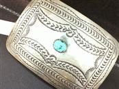 Silver Belt Buckle 925 Silver 25g